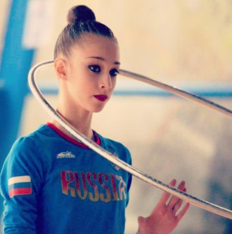 maria titova | rhythmic gymnastics | rhythmic gymnastics
