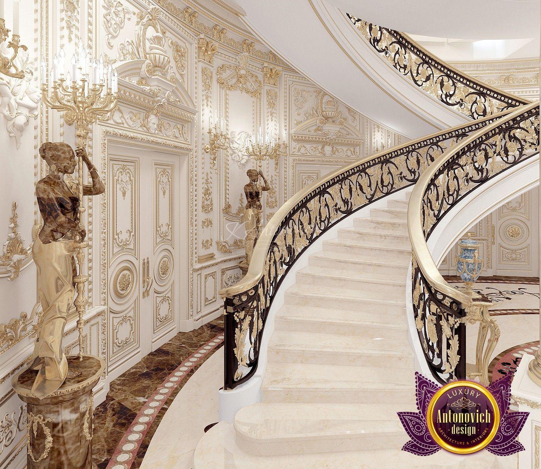 Royal Entrance Interior Kenya