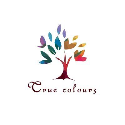 True colours tree | Logo Design Gallery Inspiration | LogoMix ...