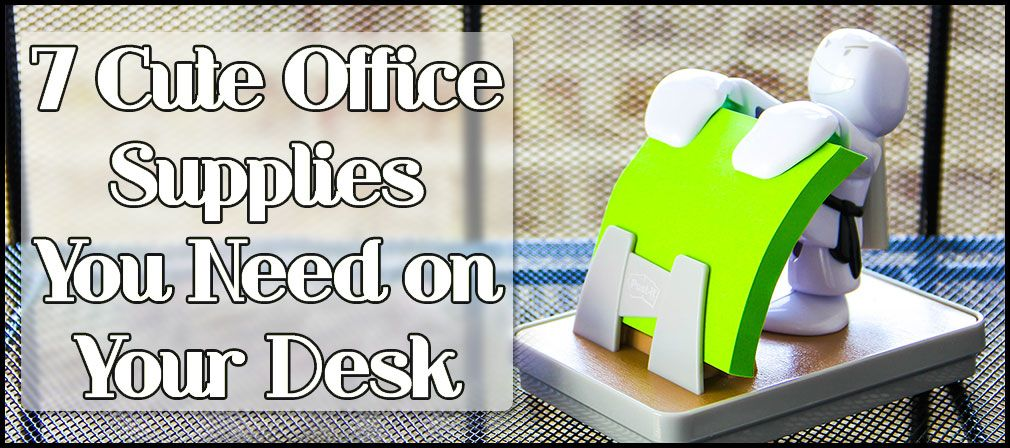fun office supplies for desk. 7 Cute Office Supplies You Must Have! These Funny Will Give A Fun For Desk K
