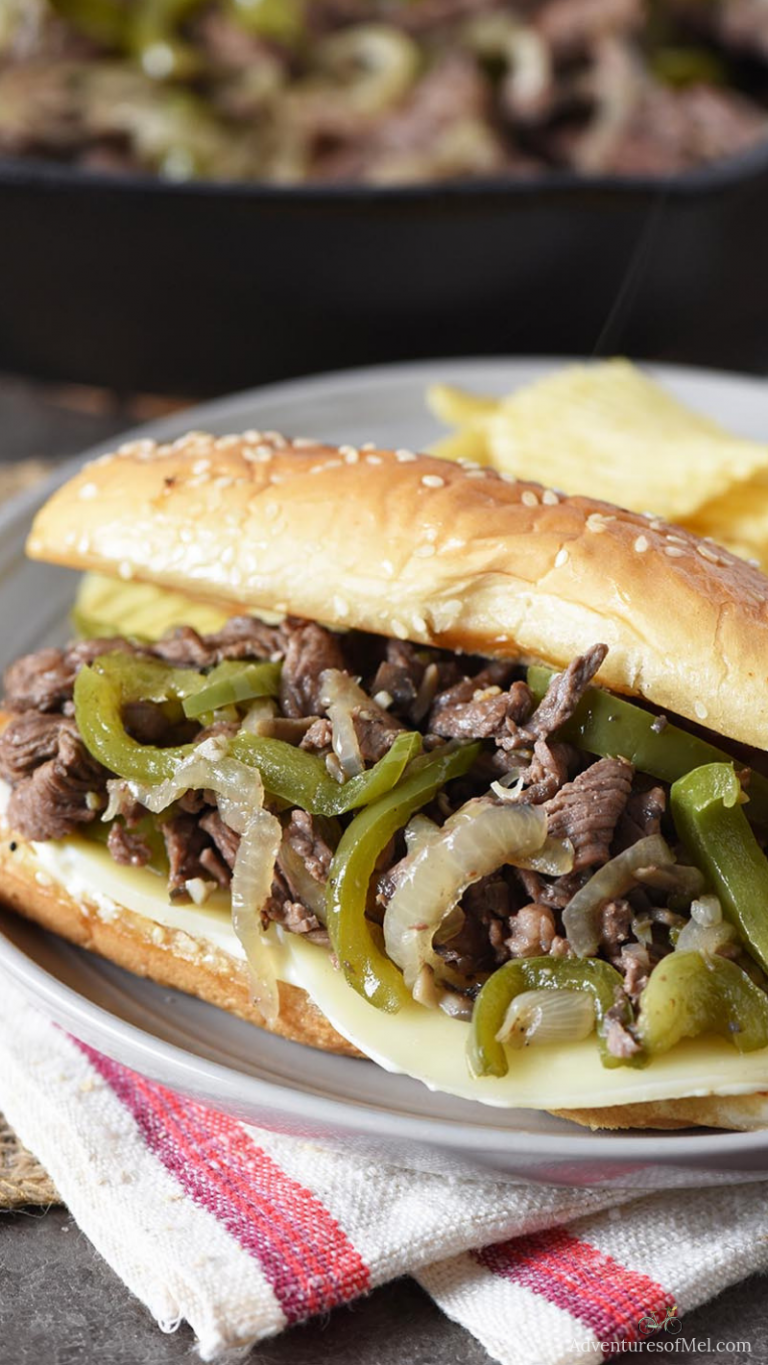 How To Make The Best Philly Cheesesteak Ever Using Sirloin Steak Mushrooms Peppers And O In 2020 Beef Steak Recipes Shaved Beef Recipe Cheese Steak Sandwich Recipe