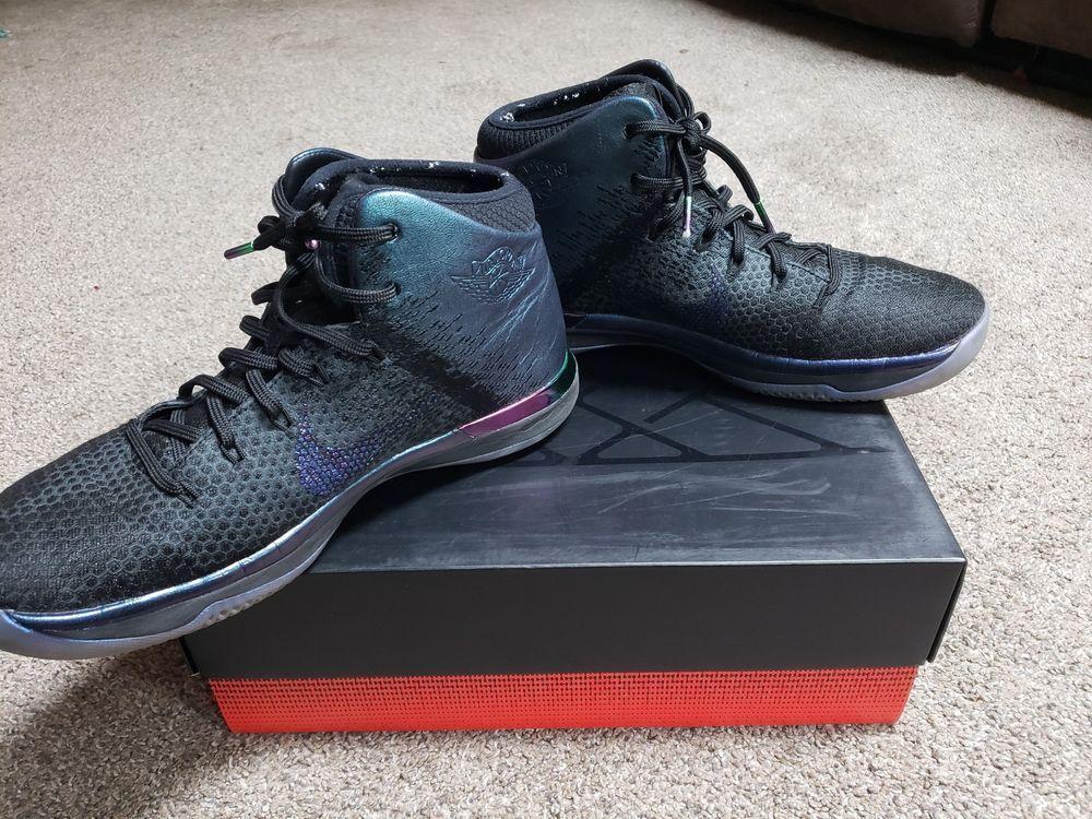 official photos d49a7 61712 Air Jordan XXXI ASW size 10 w/ box #fashion #clothing #shoes ...