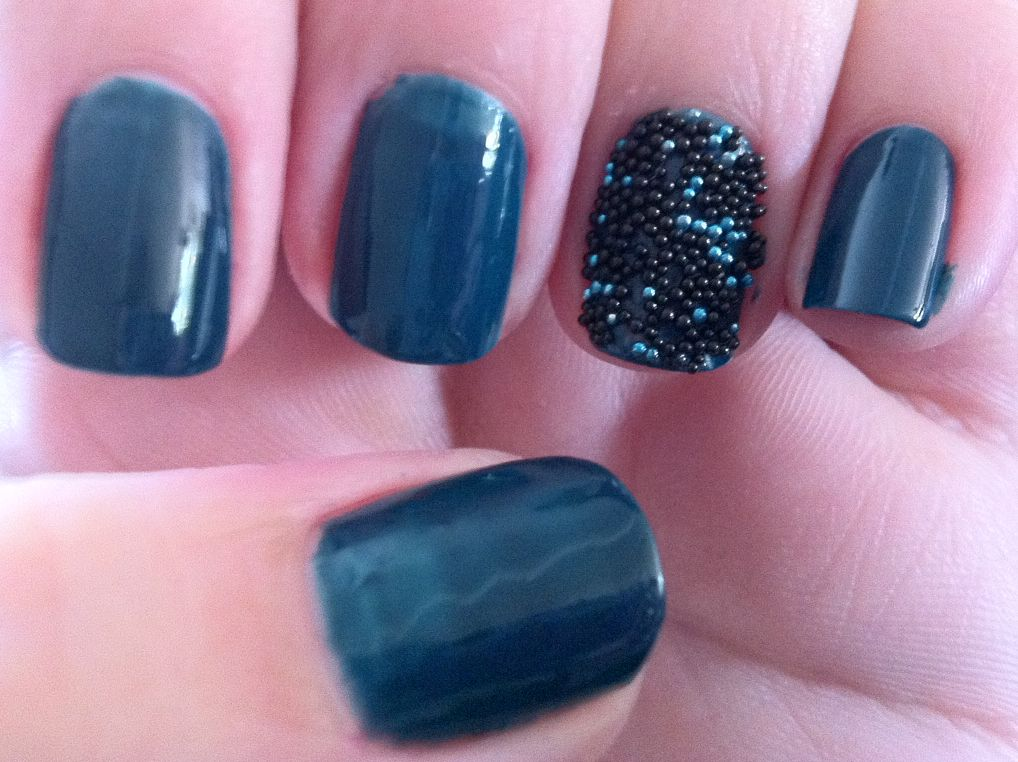 NOTD/Review MUA Makeup Academy Nail Constellations in Leo
