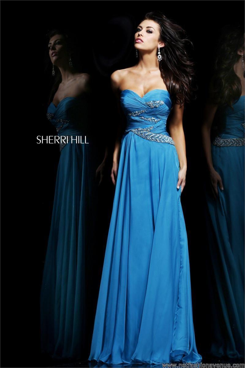 Sherri hill dress prom dresses sherri hill royal