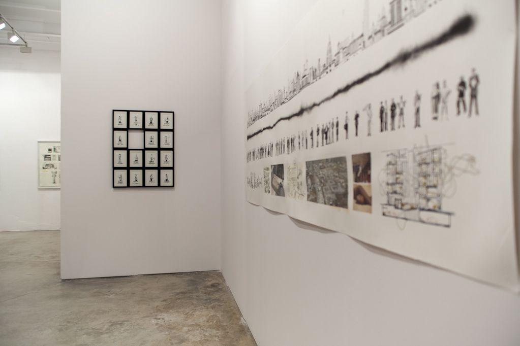 """""""Posesiones de Ultramar"""" by Daniel Muñoz """"San"""" en Delimbo Gallery"""