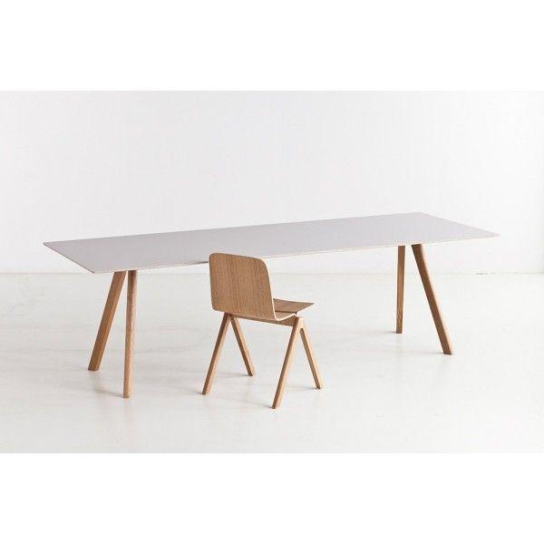 Hay Copenhague Table Cph30 Tisch Tischdesign Esszimmertisch Wohnung Esszimmer