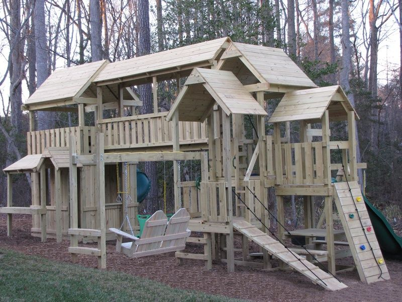 The Coolest Playsets Ever Backyard For Kids Backyard