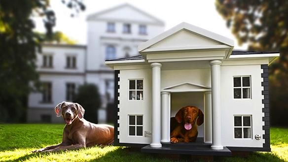 The Most Expensive Dog Mansions In The World Dog Mansion Cool
