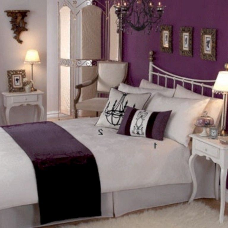 Elegant Lavender Room Ideas