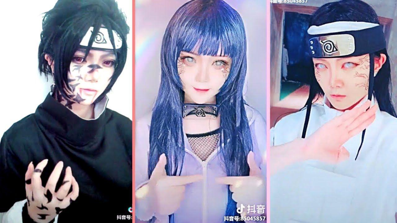*BEST* Anime Cosplay Makeup and Costume Tik Tok China