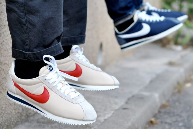buy popular fa558 560cc Learn how to spot fake Nike Cortez s with this detailed 27 point  step-by-step guide by goVerify.