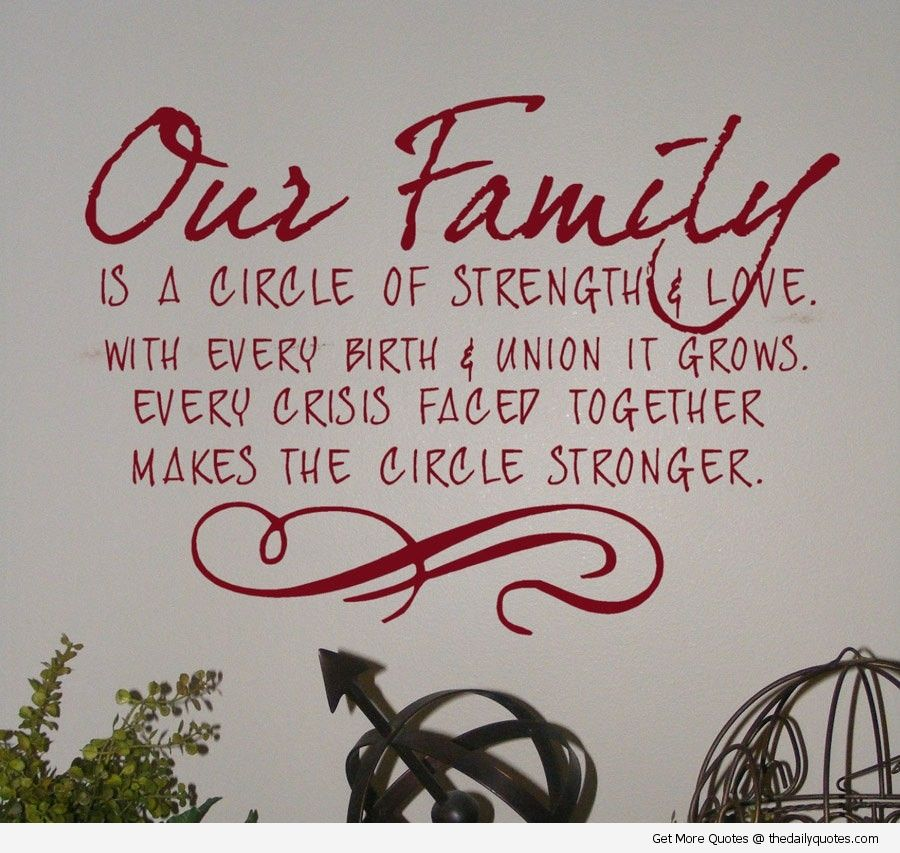 Inspirational Quotes About Family Love: We Have Been Thru It... All Designed To Tear Us Apart