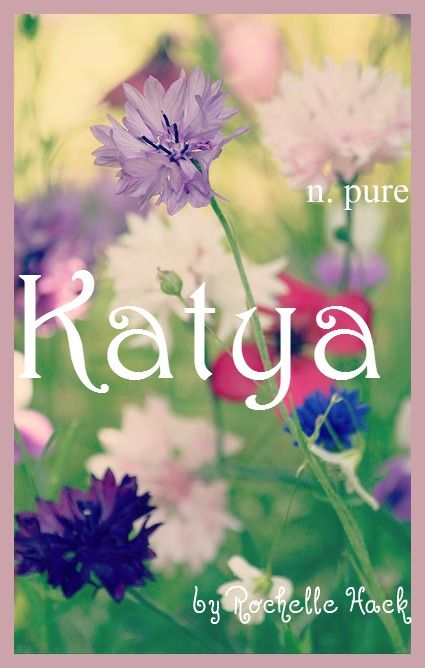 Baby Girl Name: Katya (kah-tya). Meaning: Pure. Origin: Russian; Ukrainian. https://www.pinterest.com/vintagedaydream/baby-names/