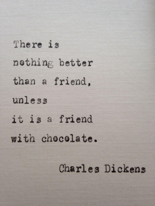 Oscar Wilde quote typed on typewriter   unique gift | True