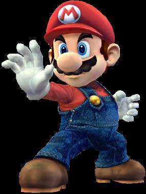 Mario Mario Super Smash Bros Super Mario Bros