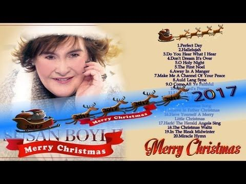 Susan Boyle christmas songs 2016 - Best Christmas songs 2016 ...