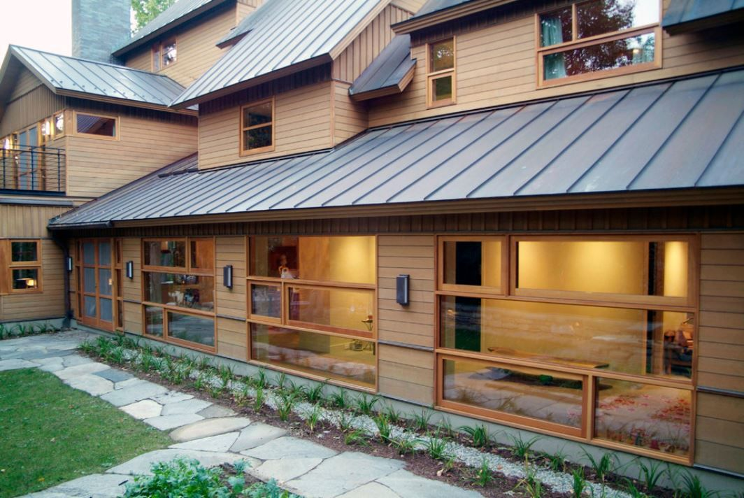 4 Ways To Reinvigorate Your Curb Appeal Roof Design Roof Colors Metal Roof