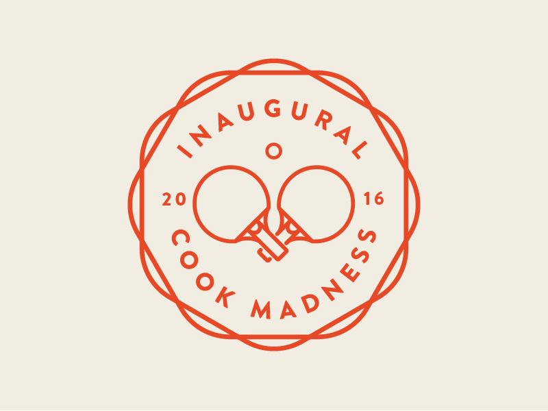 Table Tennis Badge Table Tennis Badge Design Graphic Design Logo