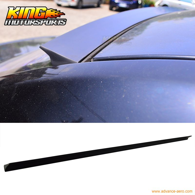 For Acura TL TH Dr VRS Style Roof Spoiler - Acura tl 2005 parts