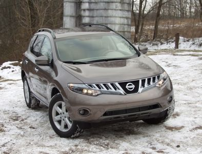 Nissan Reviews : The 2010 Nissan Murano Review: Specs, Price U0026 Pictures    What