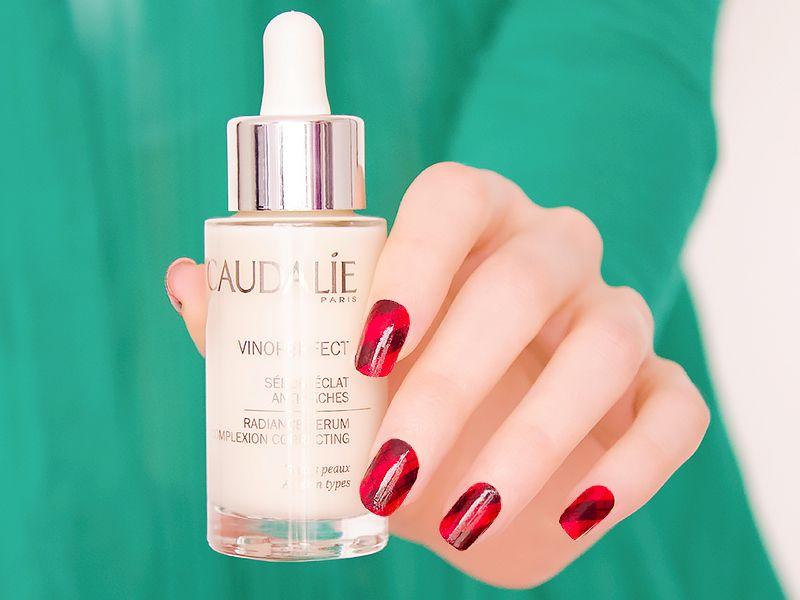 serum anti teint terne