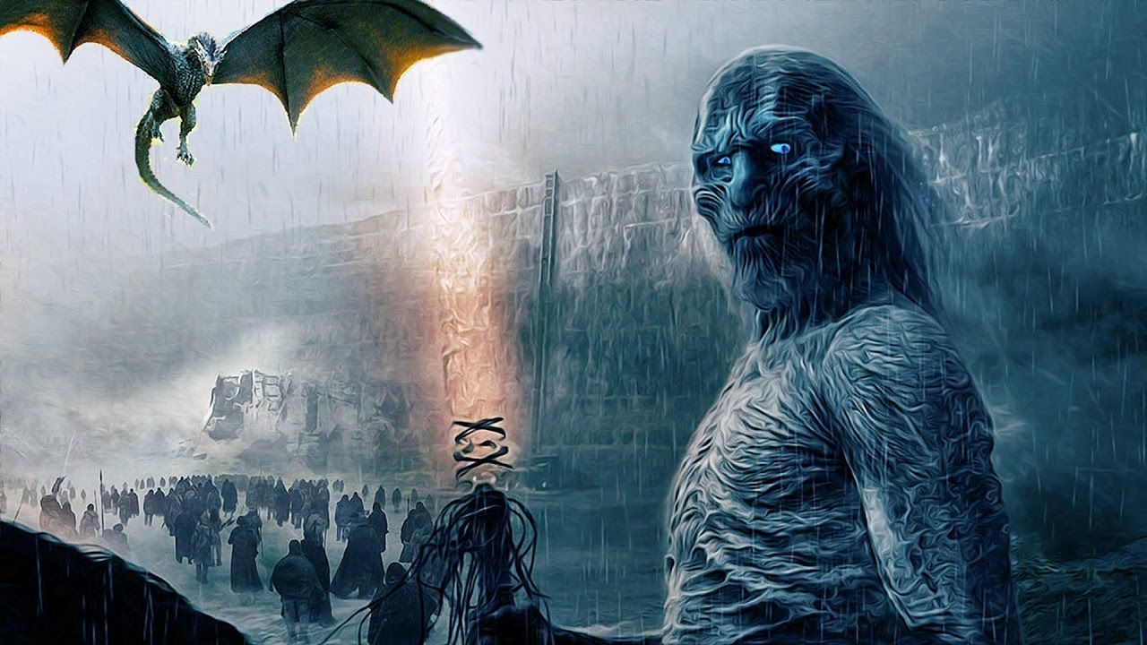 Game Of Thrones White Walkers Wallpaper Game Of Thrones S7