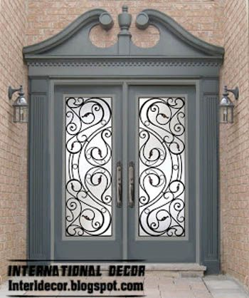 Best 10 Wrought Iron Glass Door Inserts French Doors Wrought Iron Glass Door Exterior Doors With Glass Wrought Iron Entry Doors