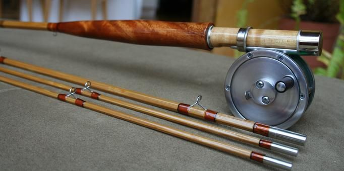 Split Cane Bamboo Flyrods Fly Fishing Rods Pinterest
