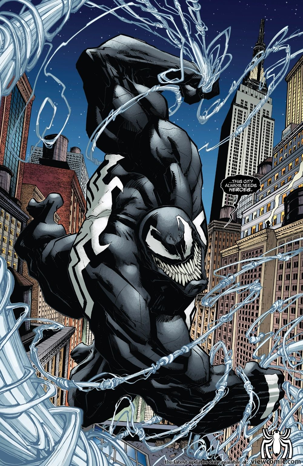 Amazing Spider-Man & Venom – Venom Inc  Omega 01 (2018