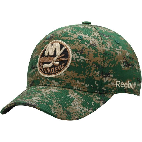 official photos 7a4c4 a5b97 ... low price mens new york islanders reebok digital camo structured flex  hat your price 25.99 e0a55