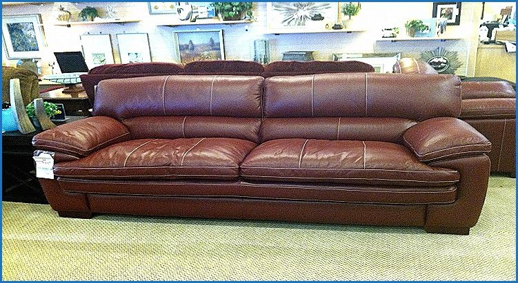 New Lazy Boy Brown Leather sofa Leather living room