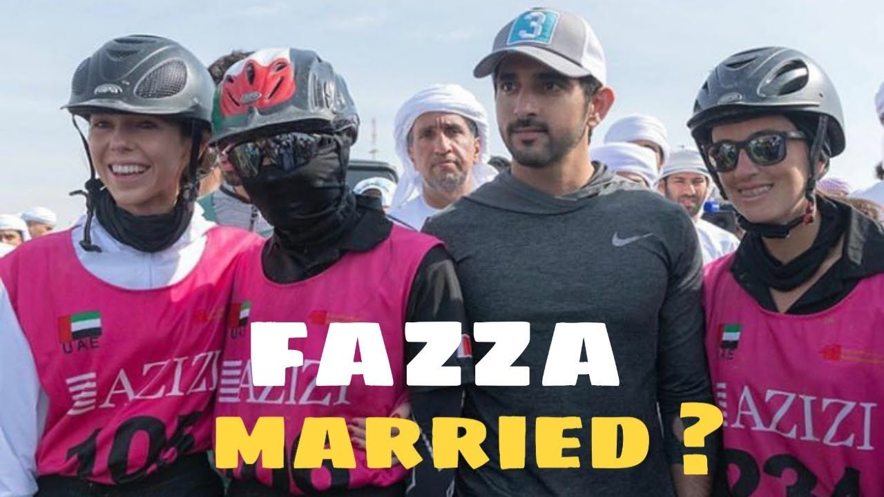 PRINCE FAZZA WILL BE MARRIED? THIS IS CONFIRMATION | A Thousand