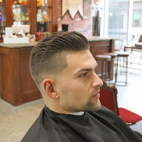 Barber Fetish Tumblr Pompadour Pinterest Hair Cuts Haircuts