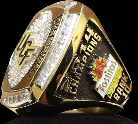 2014 Championship Ring UCF College application essay