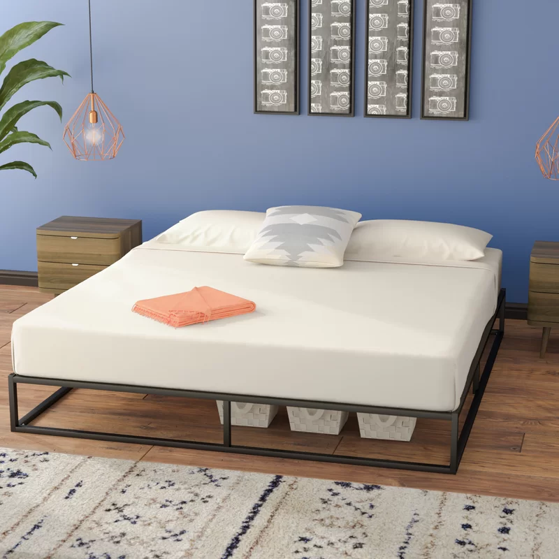 Cyril Bed Frame in 2020 Murphy bed plans, Bed frame