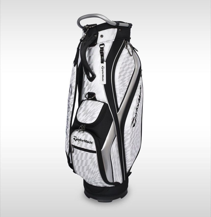 2cdb10d9b8b7 TaylorMade Urban Caddie Golf Bag Club Bag Backpack Field Pouch Kit Cart  B78539  TaylorMade  Modern