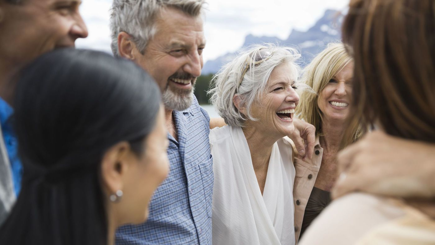 Brain scans reveal that friends really are on the same