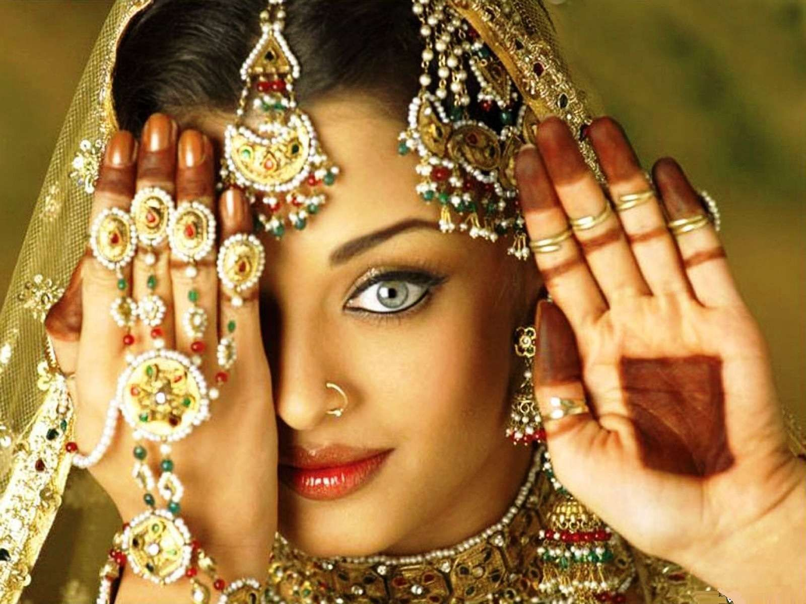 indian brides hd wallpapers of indian bride makeup & dress | eye's a