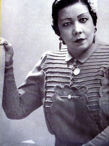 flamenco singer pastora pavón cruz, aka la niña de los peines
