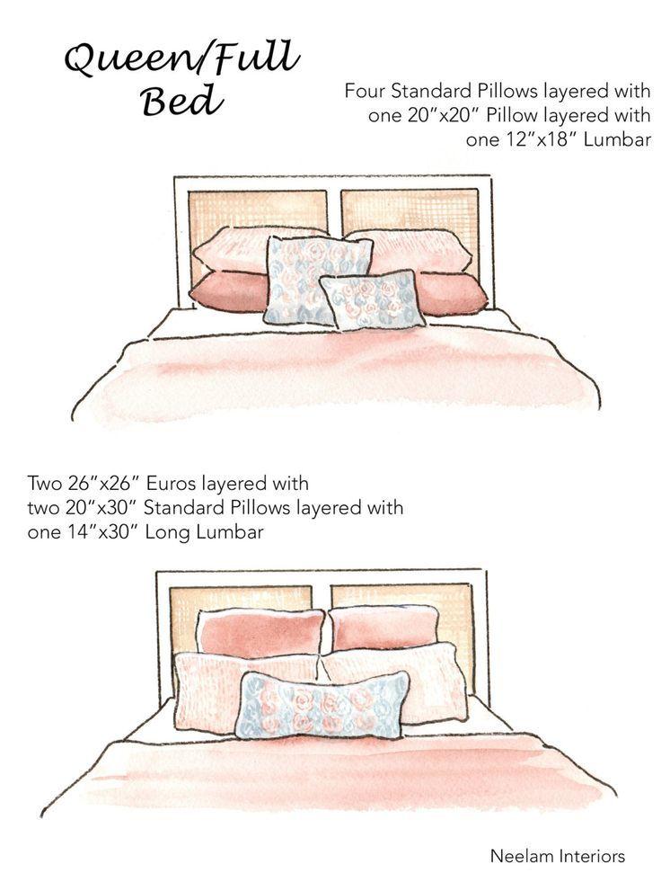 9 pillows ideas pillows bedroom