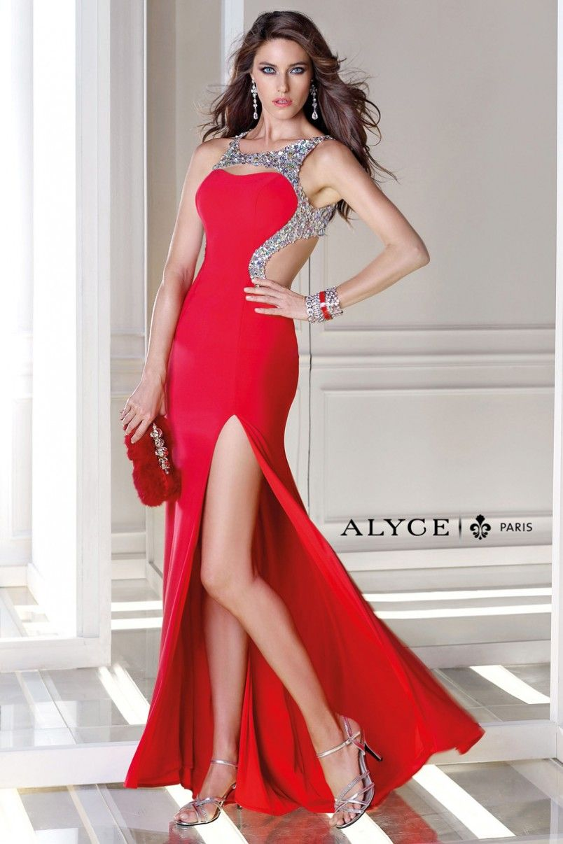 Sultry Prom Dresses 2015