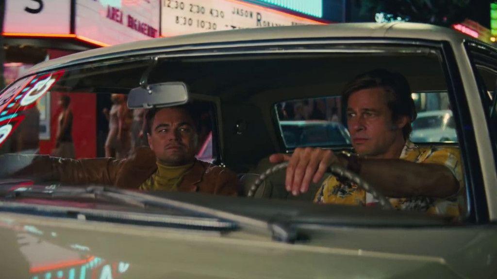 La Nueva Película De Tarantino Nos Ofrece El Mejor Estilo De Los Setenta De La Mano De Brad Pitt Y Leonard Hollywood Trailer Hollywood Scenes Quentin Tarantino
