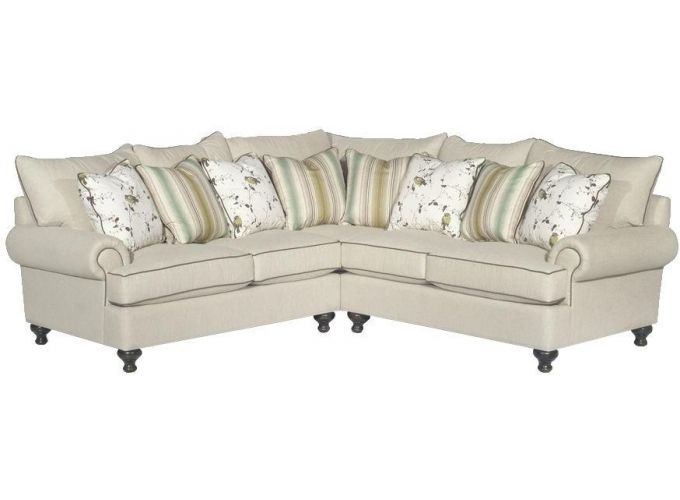 Paula Deen By Cozy Life Sectional (P7117BD Sect) At Riley
