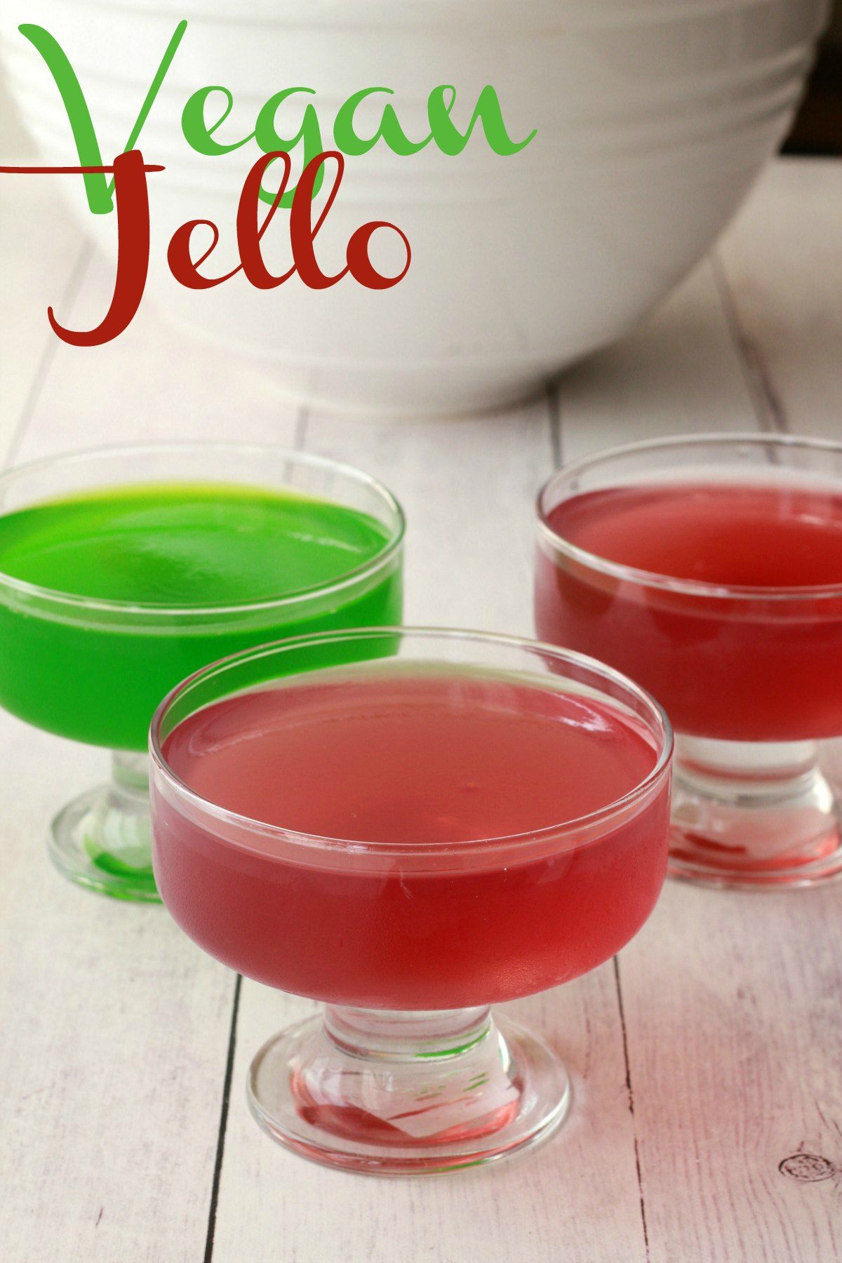 Vegan Jello In Fun And Fruity Red And Green Vegan Lovingitvegan Glutenfree Jello Veganjello Dessert Vegan Jello Vegetarian Jello Vegan Jello Shots