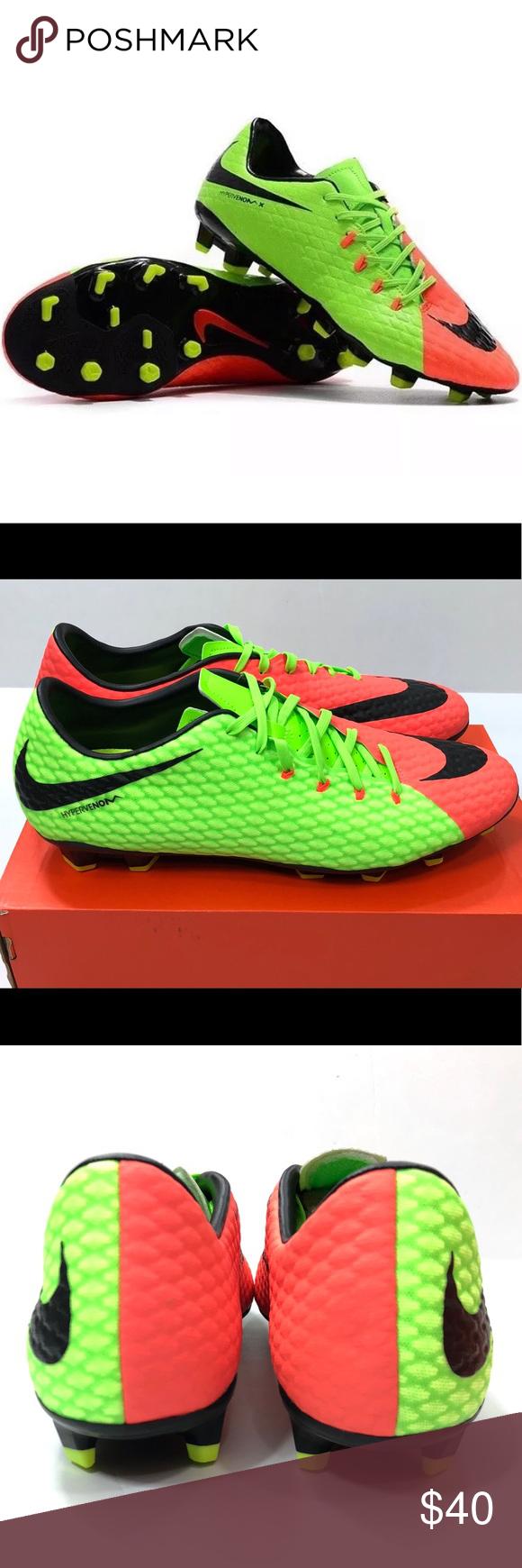 1aba86c84774 Nike Hypervenom Phelon III FG 852556-308 Cleats Brand  Nike Size  -10.5