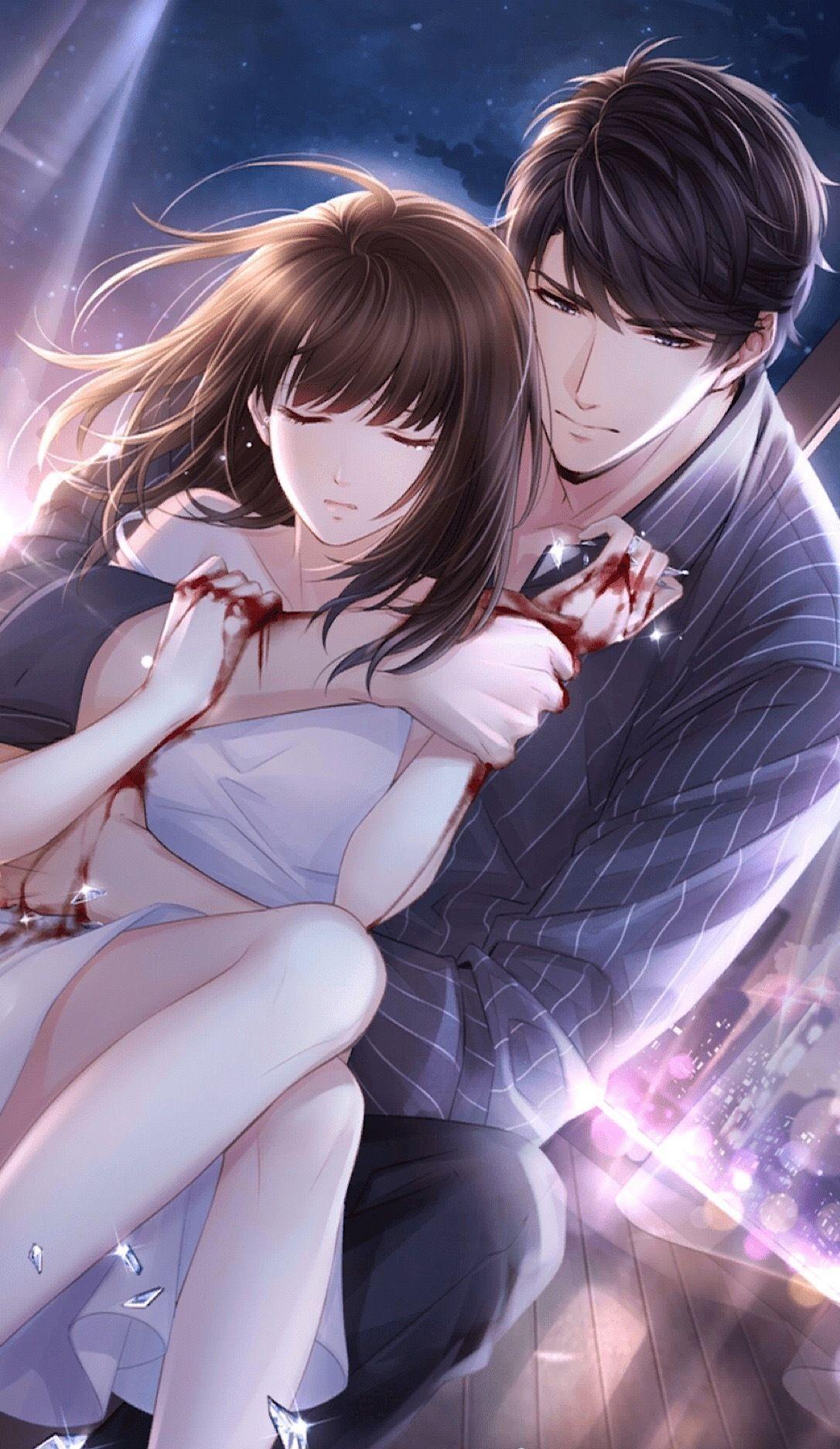 【万圣节主题活动点倒序】分享适合壁纸的卡面,小部分自截🌜 Anime romance, Romantic
