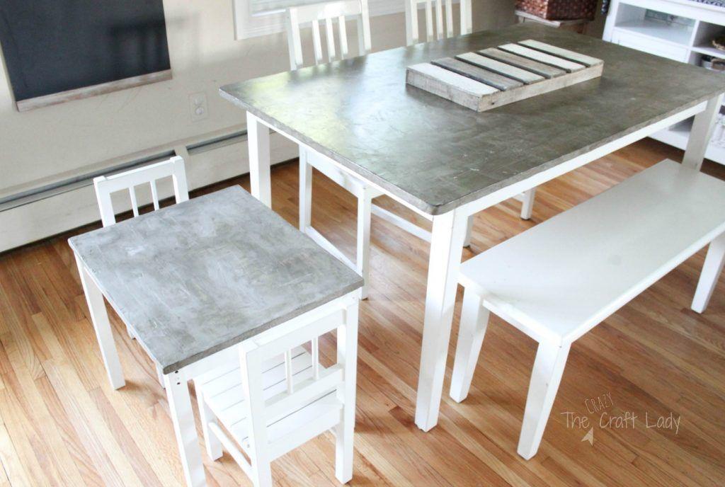 Amazing Kitchen Table Top Malaysia Stepbystep Tutorial To Make Diy Interior Design Ideas Clesiryabchikinfo