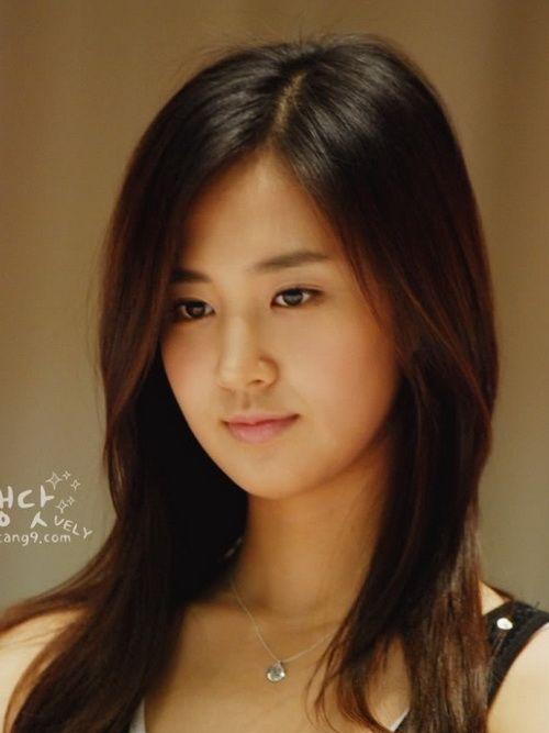 korean long hairstyles girls