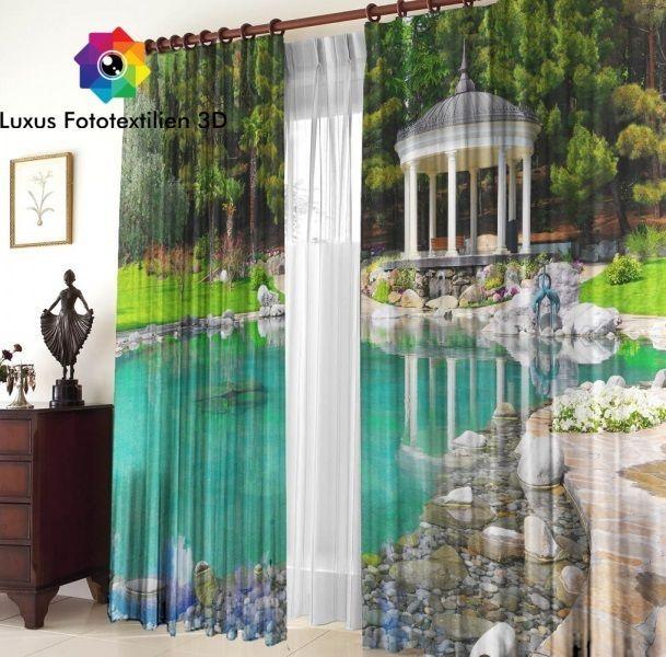 Gardinen \ Vorhänge Fotogardinen 3D Fotovorhänge bei Ebayde - schlafzimmer kaufen ebay