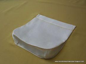 TUTORIEL poche à soufflet arrondie - bolsillo-fuelle